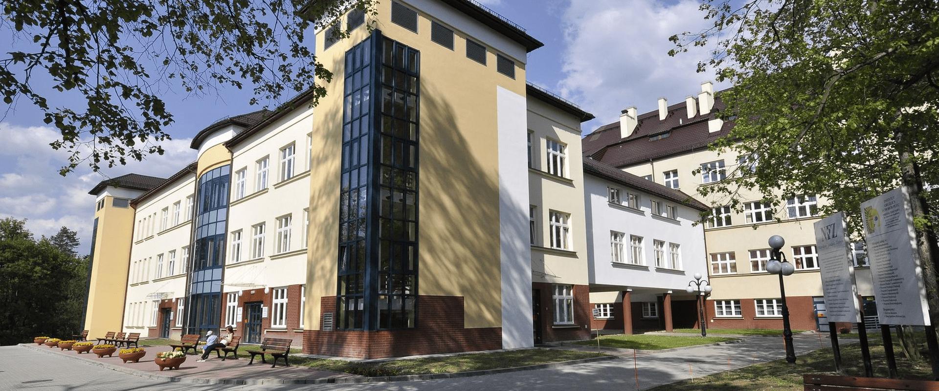 Paw 6 - budynek główny IGiChP